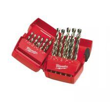 MILWAUKEE | HSS-G DIN 338 | 25 Punte Thunderweb per Metallo Trapano 1-13mm∞0,5