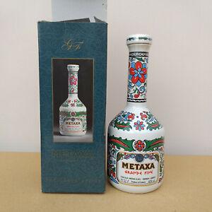 Metaxa Grande Fine 40% Alkohol Griechenland Originalverpackung
