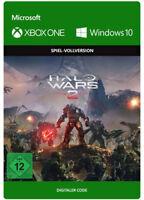 Halo Wars 2 II - Xbox One/ Windows 10 Download Code CD Key [EU/DE] NEU