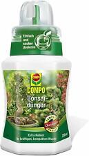 Compo Concime per Bonsai Specifico Fertilizzante Arricchito con Potassio, 250 ml
