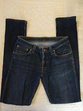 """Nudie Jeans W28 L32 ( Actual L 31"""") Blue Denim"""