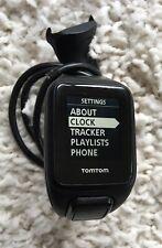 TomTom Runner 2 Cardio & Music GPS Watch & Bluetooth Headphones TESTED Ref:90..