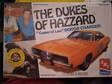 AMT ERTL Dukes Of Hazzard General Lee Dodge Charger Model Kit 1:25 NEW