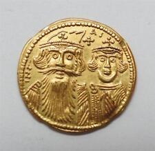 Antique Victoria Conor Ancient Gold Coin Estern Roman empire solidus