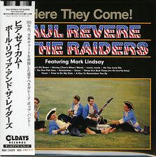PAUL REVERE & THE RAIDERS-HERE THEY COME!-JAPAN MINI LP CD BONUS TRACK C94