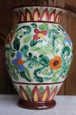 joli vase en céramique - CERART  MONACO - parfait état
