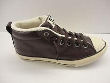 Converse Schuhe für Jungen aus Leder mit Schnürsenkeln