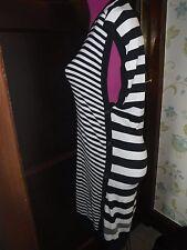 Stunning  All Saints Alna Striped Dress Size S (10) BNWOT