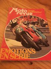 MOTO REVUE 1974 N° 2174 GP Italie Imola Montesa 250 Rapita Automix tour  france