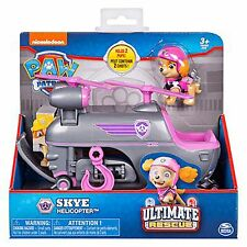 Paw Patrol Ultimate Rescue Skye Helicopter Pup Figure Children's Toy Play