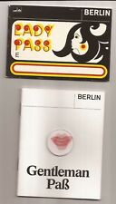 Germany (Berlin)- Even stamp collectors need to have fun
