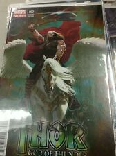 Thor God Of Thunder 1:50 Daniel Acuna Variant #2