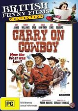 Carry On Cowboy (British Funny Films Collection) NEW R4 DVD