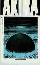 Akira # 16 (Katsuhiro Otomo, 68 pgs.) (Estados Unidos, 1989)