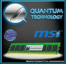 MSI CERTIFIED 8GB DDR3 PC3-10600 1333 MHZ ECC REG 240 PIN DIMM 1333 DDR3 NEW!!!