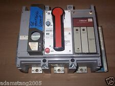 Ge Tpvvf3606 600 Amp 600V Ls Trip Powerbreak Air Power Circuit Breaker