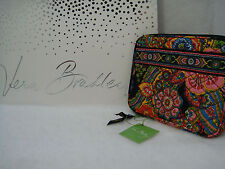 VERA BRADLEY Women's SYMPHONY IN HUE E-Reader Sleeve for Nook Kindle iPad NWT
