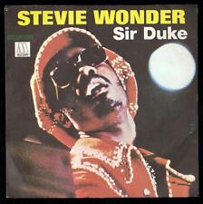 STEVIE WONDER DISCO 45 GIRI SIR DUKE - MOTOWN MADE IN ITALY