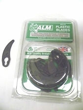 ALM PD115 PACK OF 15 PLASTIC BLADES TO FIT POWER DEVIL GREAPO NUTOOL AND MORE