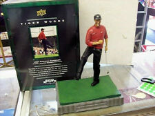Tiger Woods Ultimate Pro Shot 15-Inch Statue #/2000 UPPER DECK Case of 2