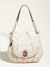 ..GUESS ..COOL CLASSIC MEDIUM HOBO  BAG WITH STONE COLOR  ***BLOW OUT !!! ***