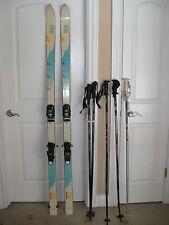 PRE Precision USA 1200 Carbon Electra Skis 185 cm w/M48 Twincam Bindings +++