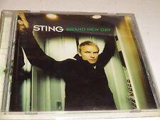CD Sting: Brand New Day (Gordon Matthew Thomas Sumner)(1999 A&M) Rock