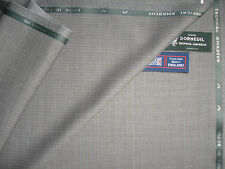 "Dormeuil ""tropicali Amadeus'S LUSSO Lana Suiting Tessuto - 4.4 M. - Made in England"