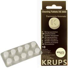 KRUPS XS300010 Tablette détergente Espresseria pastille expresso XS3000 YX103301