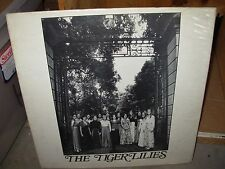 TIGERLILIES self titled / princeton ( pop ) SEALED NEW