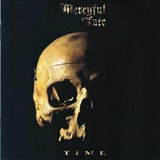 Time Mercyful Fate Metal Blade Records Mb17028-2 CD 24/03/1998