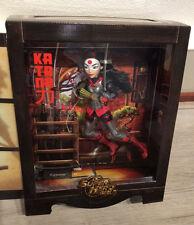 Mattel DC Super Hero Girls Katana doll 2016 SDCC Japan samurai 12 inch