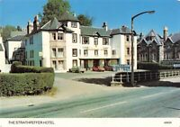 Rare Vintage Postcards - THE STRATHPEFFER HOTEL, Ross and Cromarty, Highland