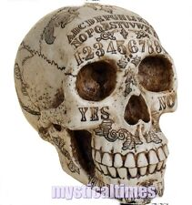 NEW SPIRITS SKULL SKELETON ORNAMENT SPIRIT OUIJA DESIGN NEMESIS D1500