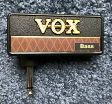 Vox Bass Apbs Amplug Guitar Headphone Amp - Used - Excellent Condition!