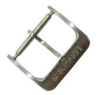 Longines Vintage Dorn Schliesse Stahl 16 mm
