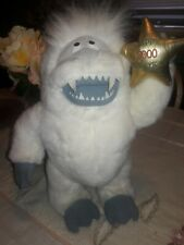 Bumble Abominable Snowman Monster Rudolph Island Misfit Plush Cvs Pre-Owned