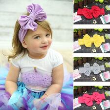 16Pcs Kids Girl Baby Bowknot Cute Headband Hair Band Accessories Headwear Infant