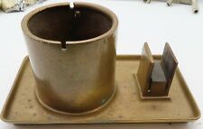 Rare Antique Gorham Bronze Match and Cigar Holder Ashtray Extremely Rare