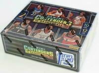 2019-20 PANINI CONTENDERS FOTL FIRST OFF THE LINE HOBBY BOX FACTORY SEALED