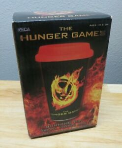 NECA Hunger Games collectors travel ceramic coffee mug