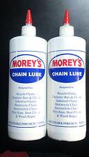 MOREYS CHAIN LUBE 2 X 1LT BOTTLES