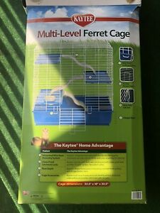 Muilt-Level Ferret Cage