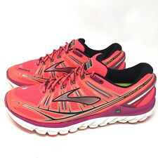 bc28df5ec89f7 Brooks Transcend Women s Running Shoes Sneakers Coral 1201831B878 Sz 11 M (B )