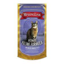 Missing Link ULTIMATE FELINE Omega 3 and 6 Nutritional Supplement for Cats 6 oz