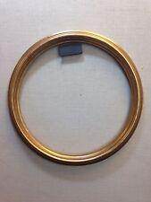 """Round Gold Frame 10"""""""