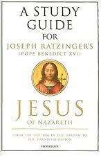 Jesus Nazareth Baptism in Jordan Transfig by Benedict XVI Pope -Paperback