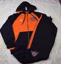 Adidas Mens NBA Track Suit Phoenix Suns Basketball Warm- up Suit Size L