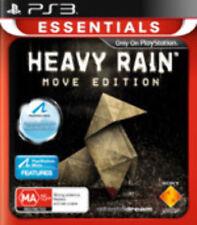 Heavy Rain (Move) (Essentials) Playstation 3 PS3