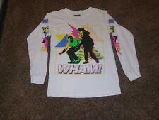 Rap t shirt VTG RETRO 80S TEE SIZE SMALL